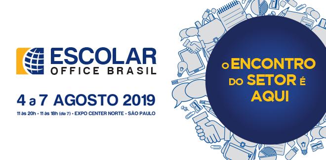 ESCOLAR OFFICE BRASIL 2019